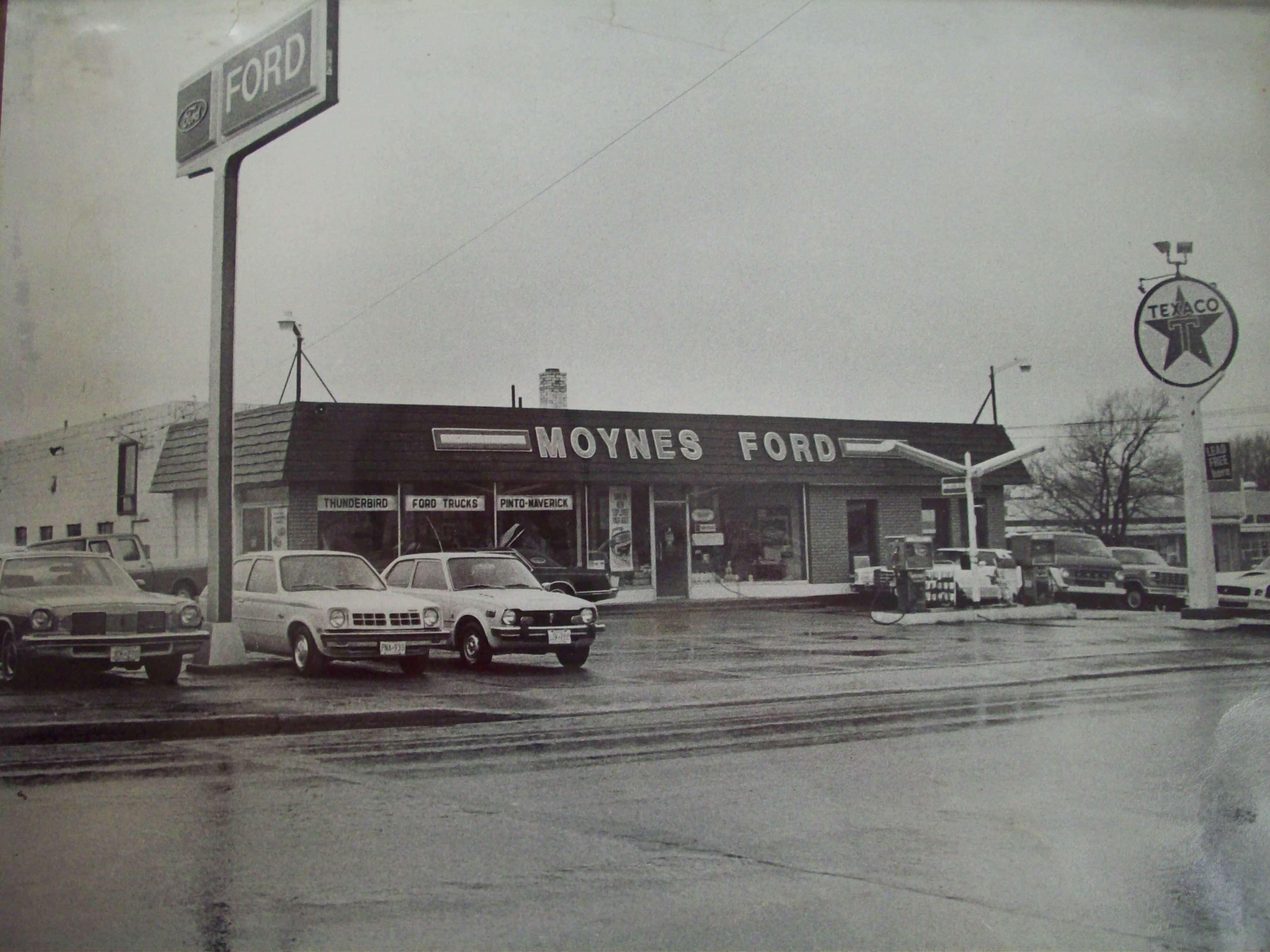 Old Moynes Ford
