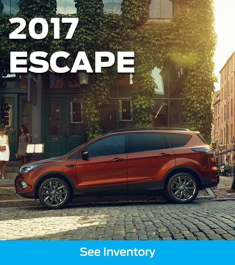 2017 Escape