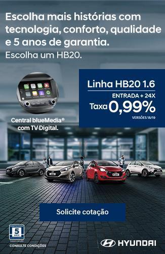 Linha HB20 1.6