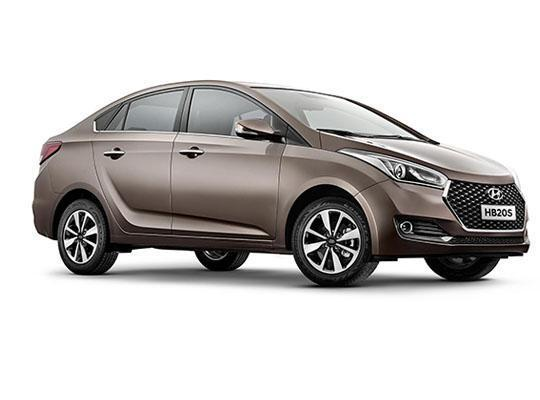 2019 Hyundai HB20S