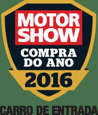 Motor Show Compra do Ano 2016 Carro De Entrada