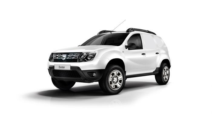 Duster commercial budgen motors in shrewsbury introducing the new duster commercial rugged robust and ready for business its got everything you need a payload of 550kg a long roomy load area and malvernweather Choice Image