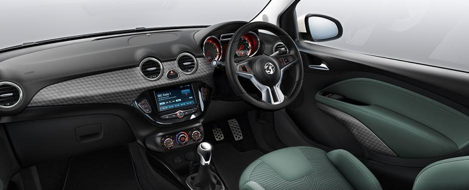 The Adam Features And Images Perrys Vauxhall In Uk