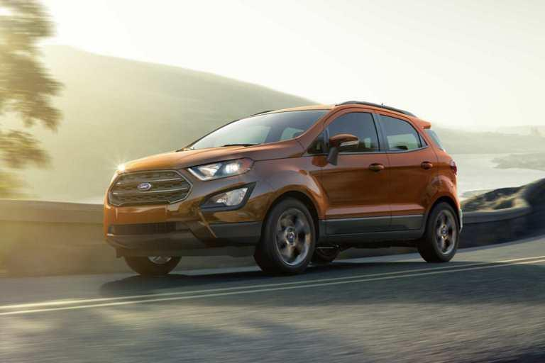 Ford Ecosport Built Ford Tough DNA