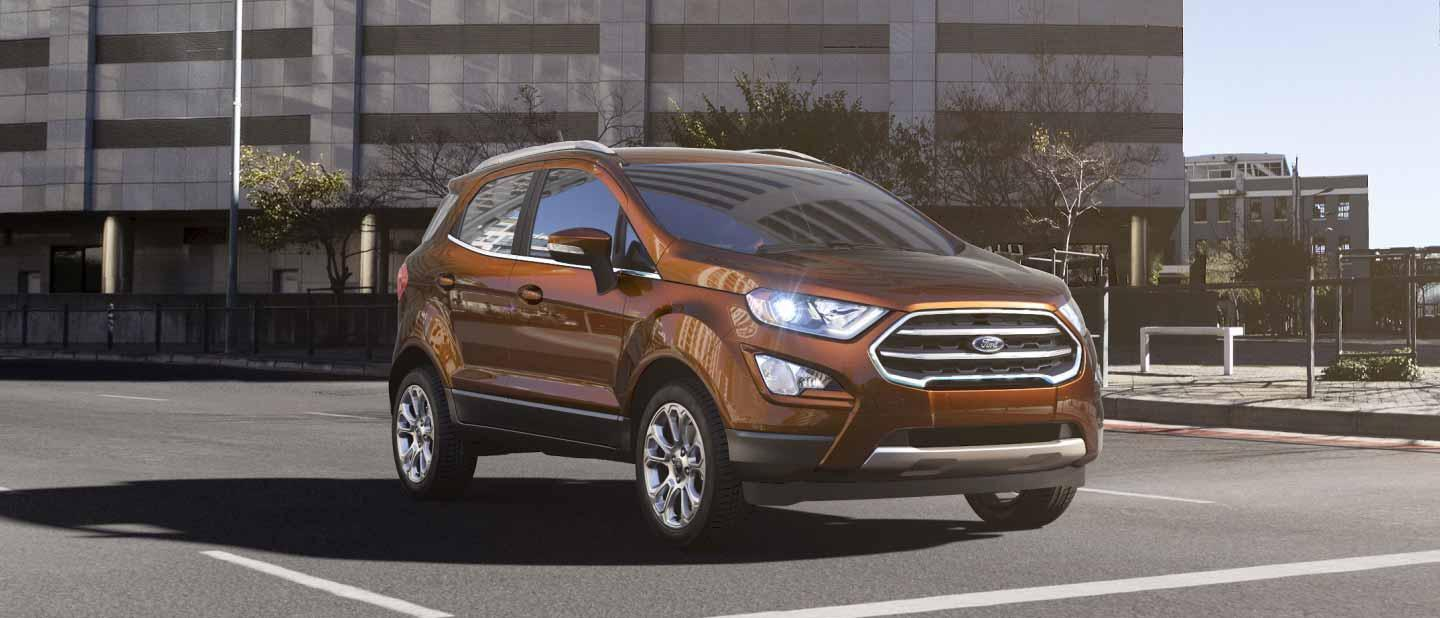 2019 Ford EcoSport Overview | Ford in Carlyle