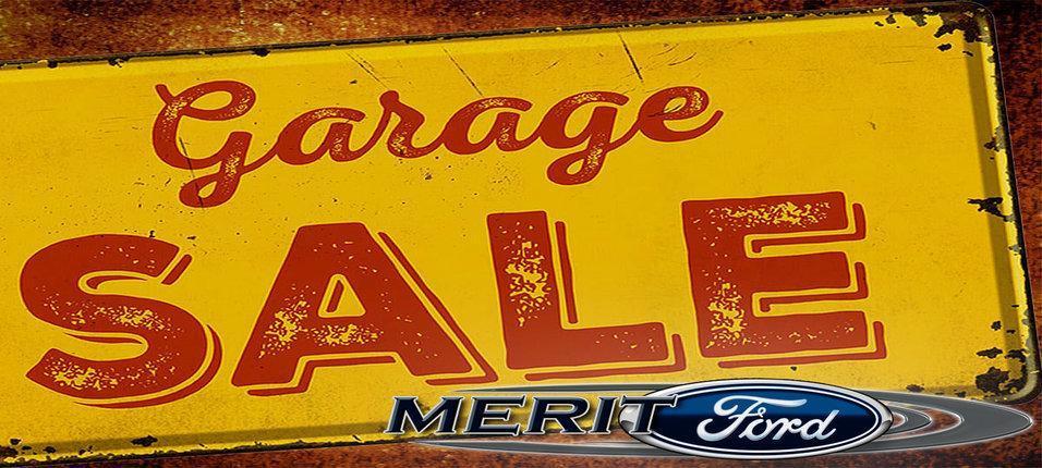 Ford Garage Sales image