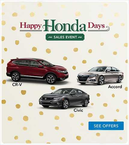 2019 Happy Honda Days
