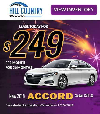 Accord Lease