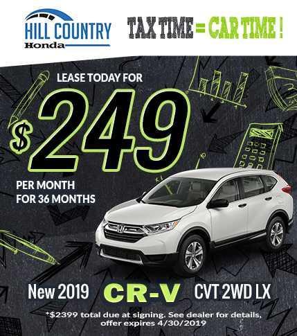 2019 CR-V
