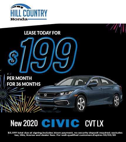 2020 Civic