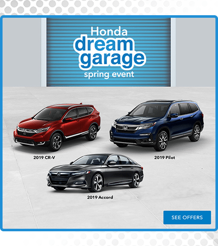 2019 Honda Dream Garage
