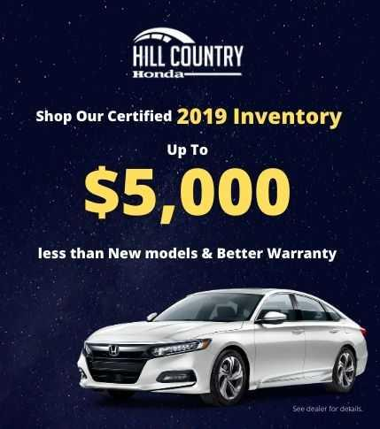 Shop Our Certified 2019 Inventory