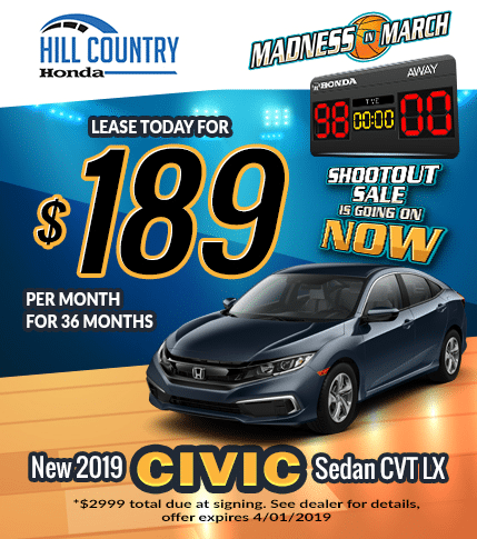 2019 Civic