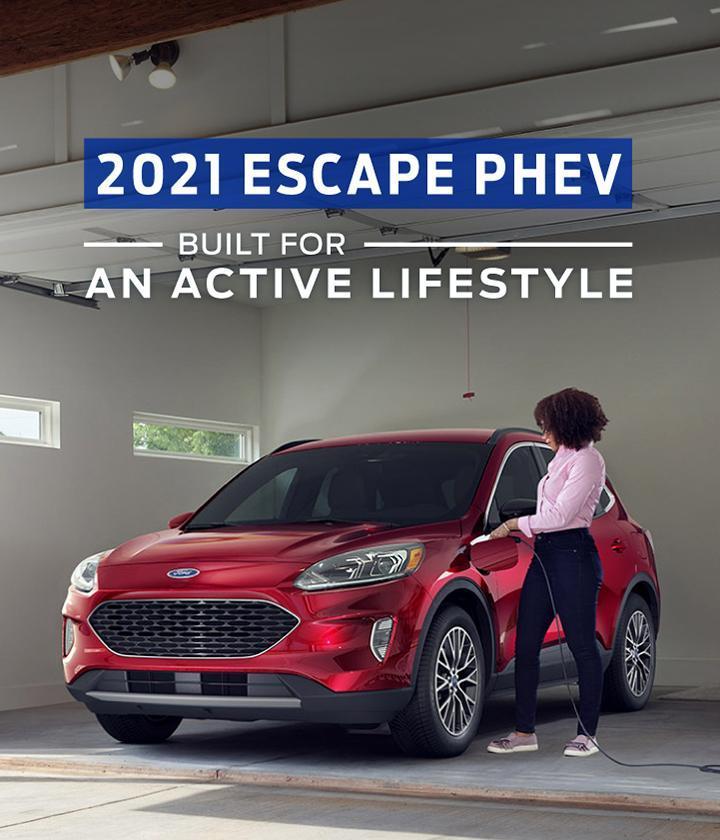 2021 Ford Escape PHEV