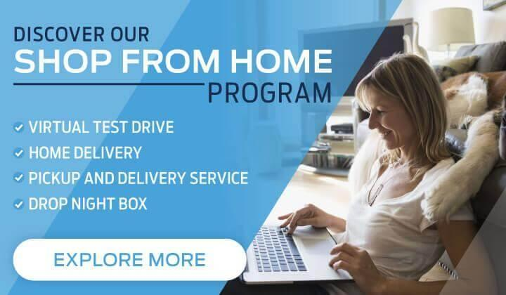Discover our shop from home program