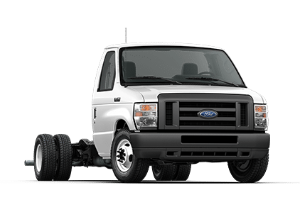 Ford Commercial Fleet E-Series Cutaway