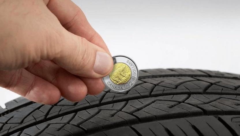Tire Tread Depth | Ford of Canada