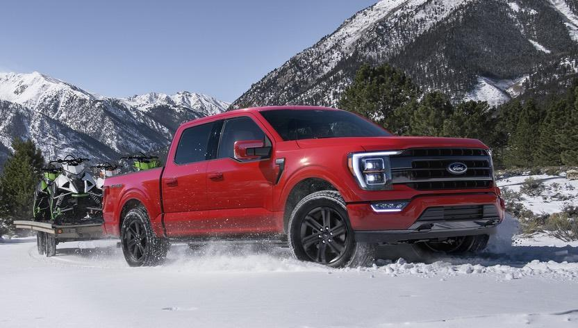 Winter Tires | Ford of Canada