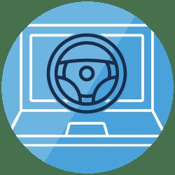 Schedule virtual test drive