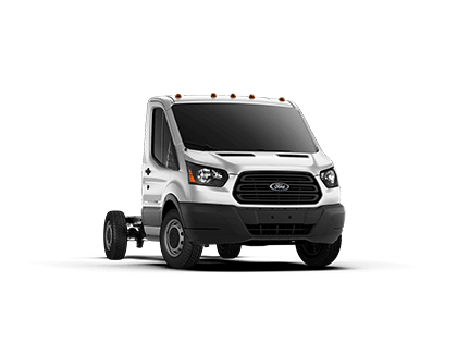 Ford Commercial Fleet Transit Chassis