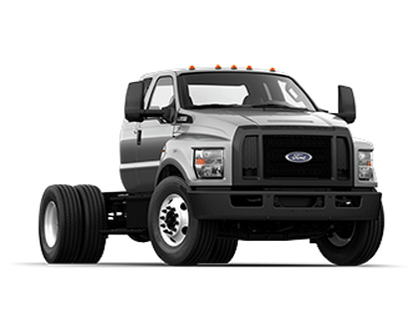 Ford Commercial Fleet F-650/F-750
