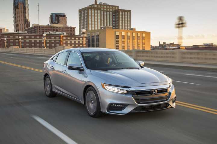 Honda Honda Hybrid Cars image