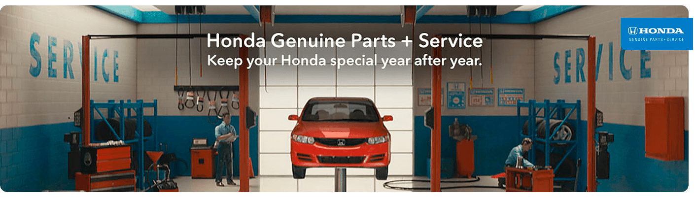 Honda Parts and Service Center
