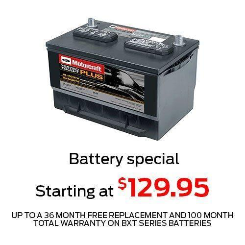 Battery Special image