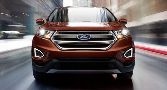 Ford Edge Southern California
