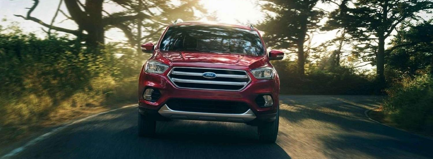2019 Ford Escape Titanium.