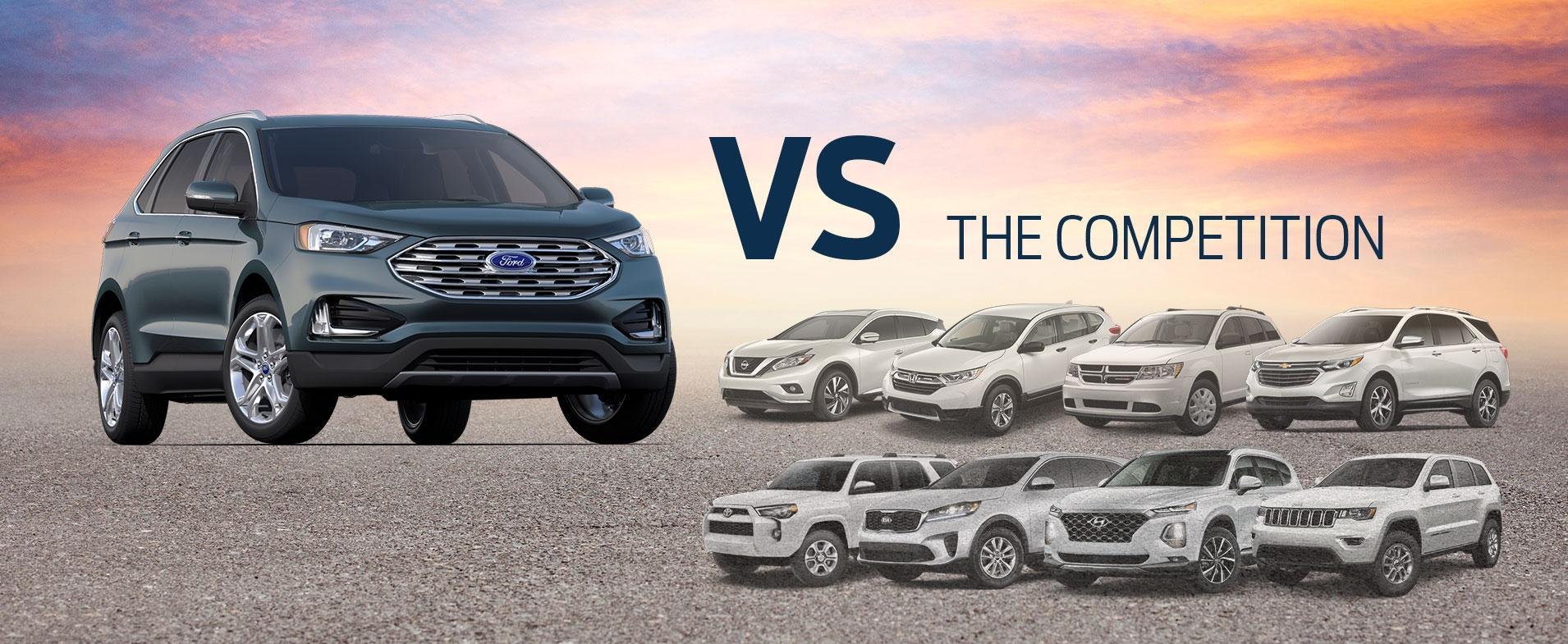 Edge vs Competition