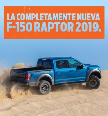 The 2019 Ford F-150 Raptor
