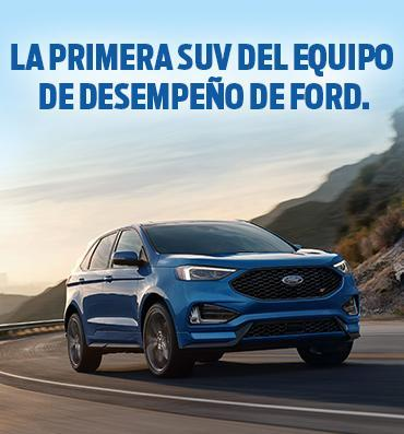 The 2019 Ford Edge ST