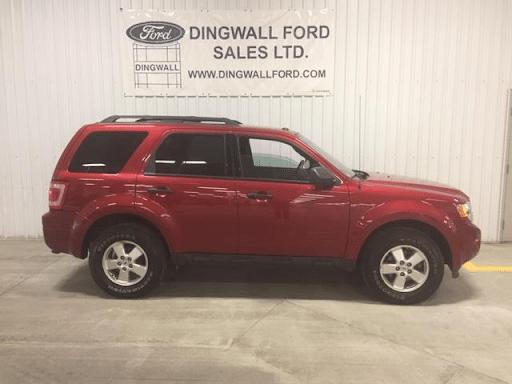 Dingwall Ford