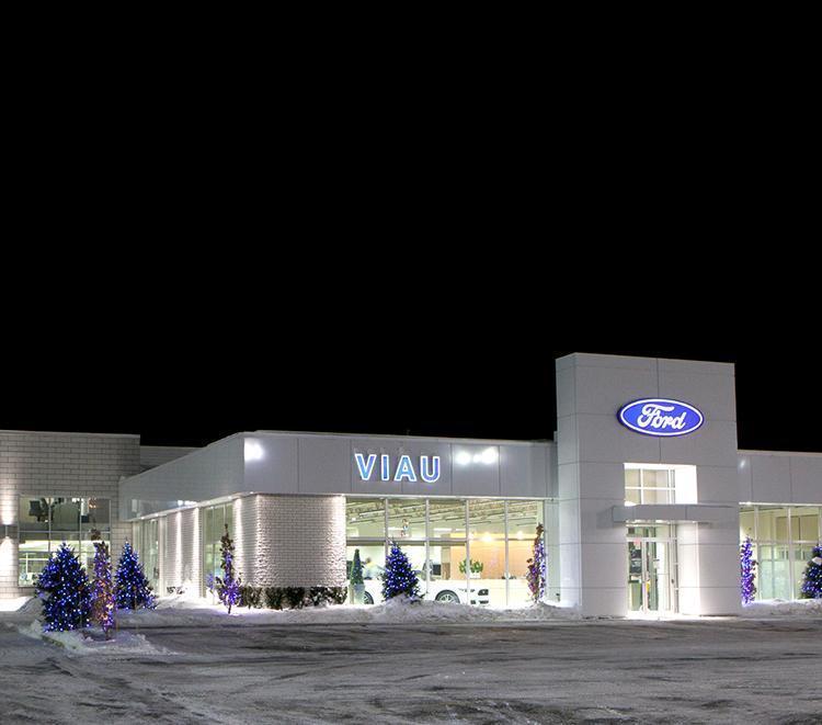 Viau Ford dealership