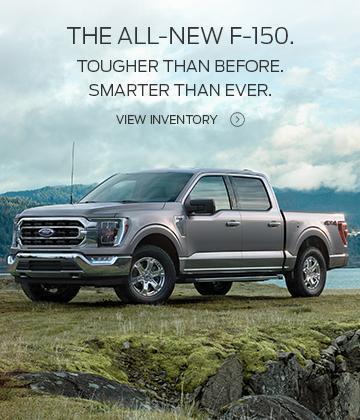 2021 Ford F-150 | George Stockfish Ford Sales