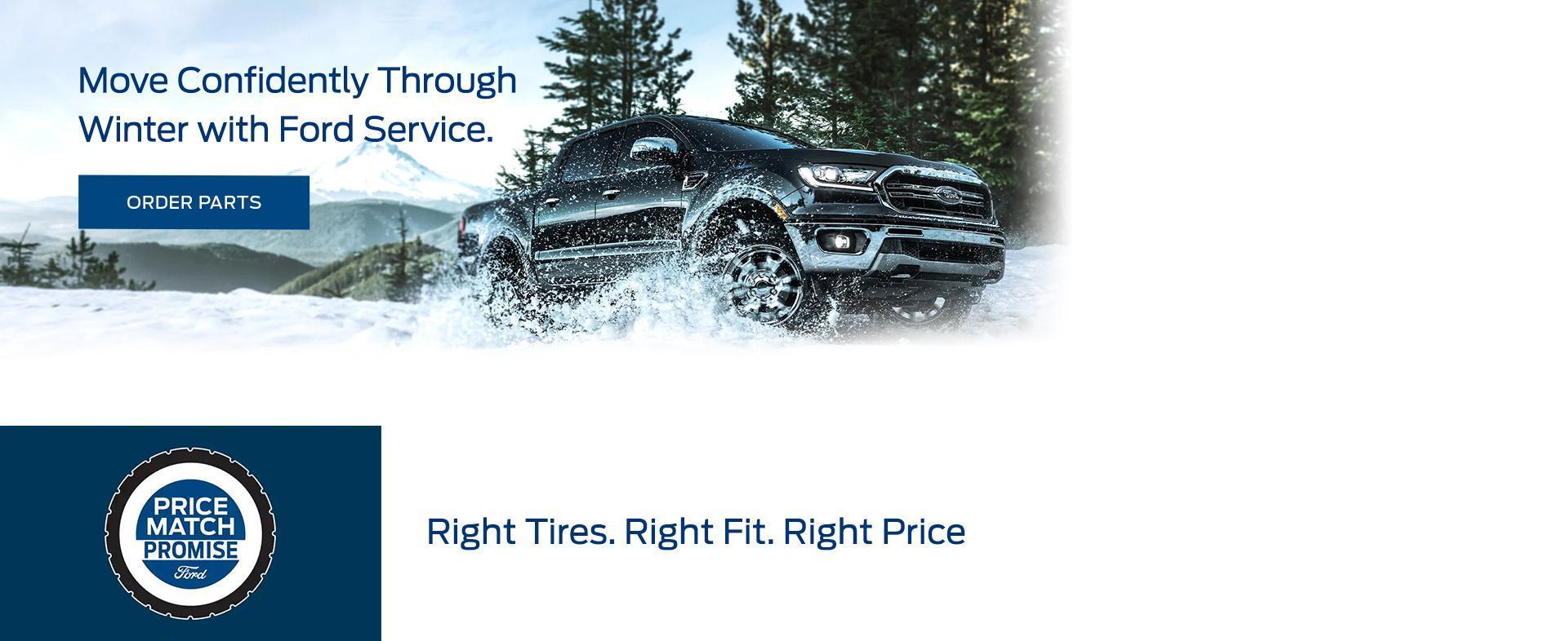 Price Match Tire Event Promo