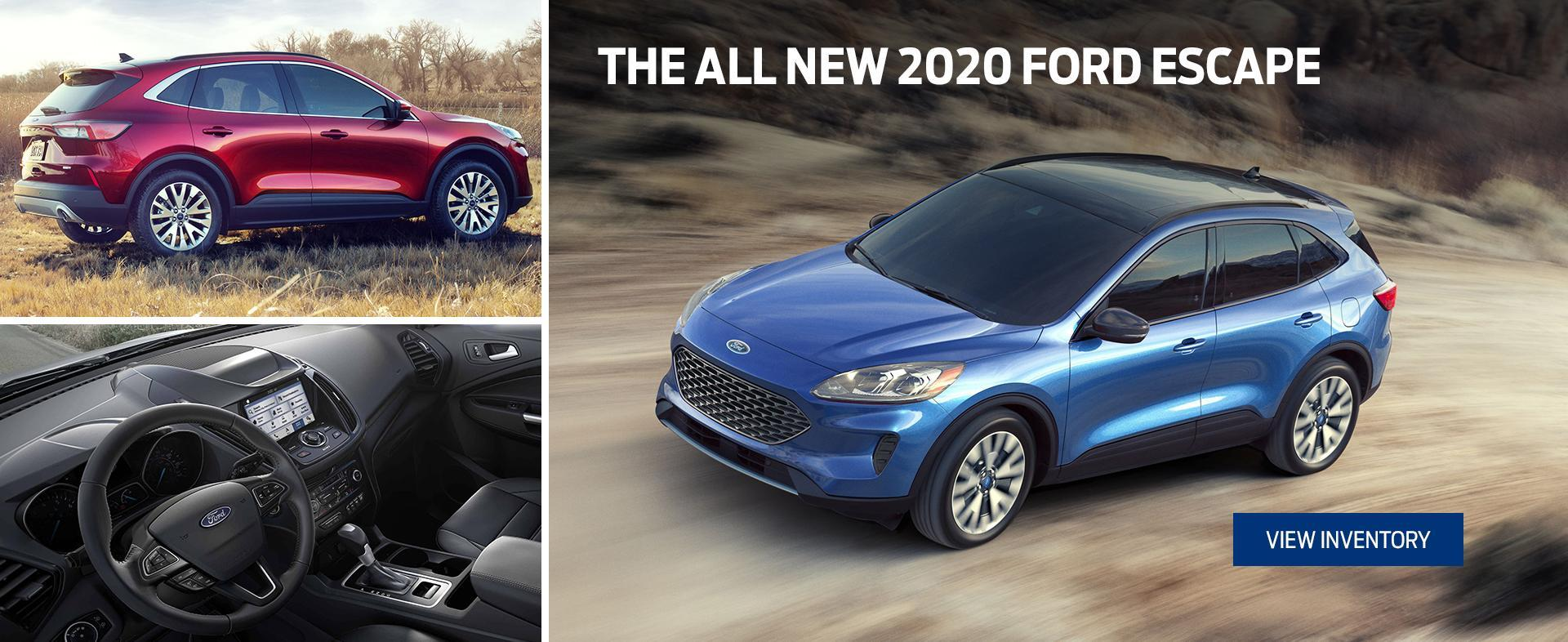 Ford Home 2020Escape