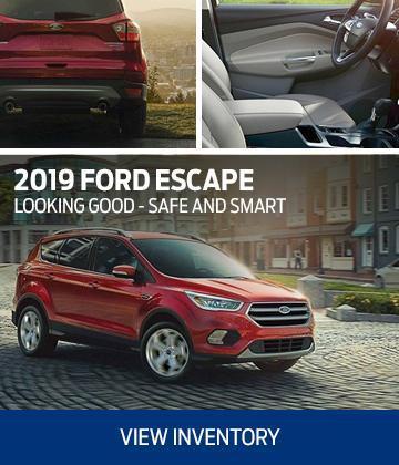 Ford Home 2019 Escape