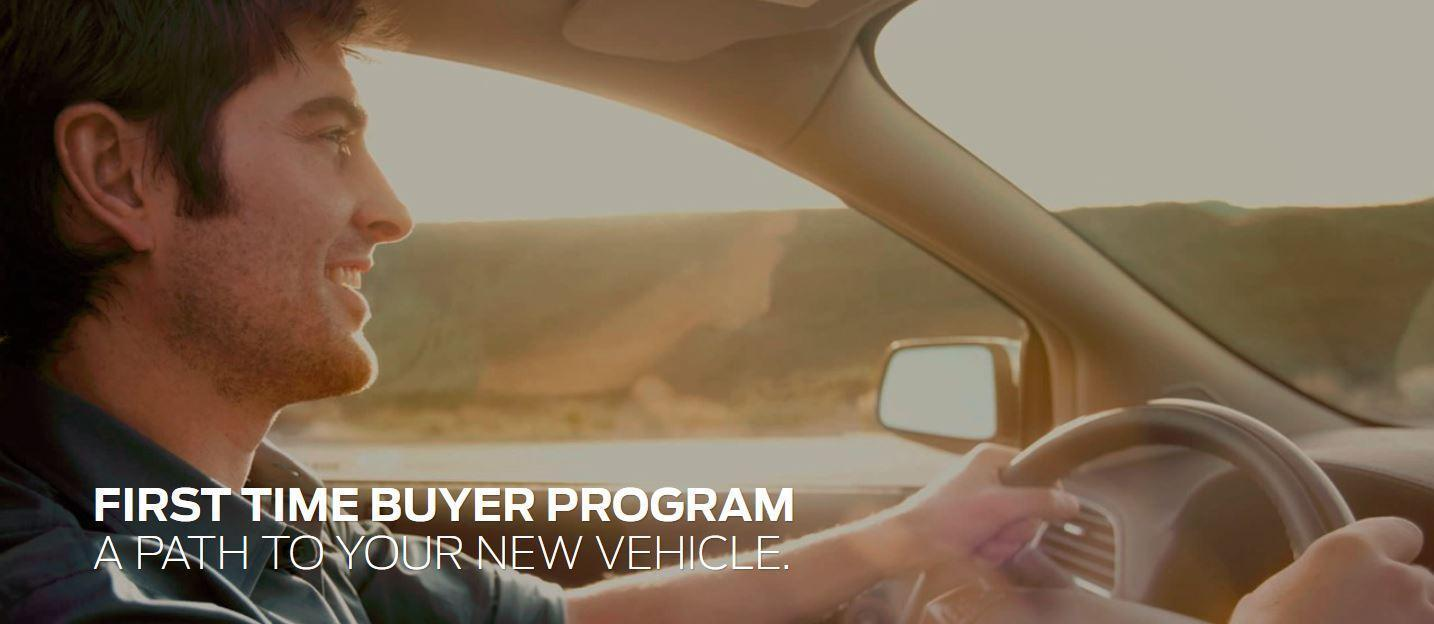 Ford First Time Buyers Program image