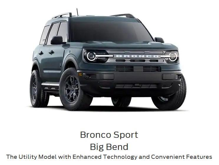 2021 ford bronco sport big bend series at drayton valley ford alberta