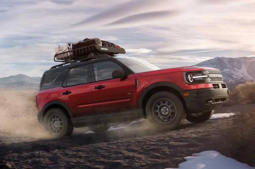 2021 ford bronco sport at drayton valley ford alberta