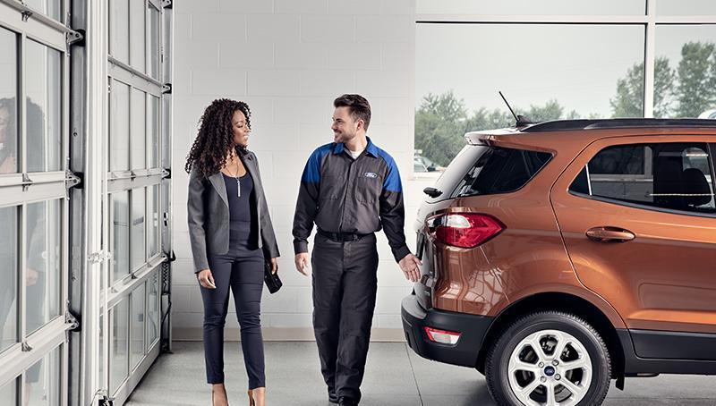 Récompenses ProprioAvantages de Ford chez Impact Ford