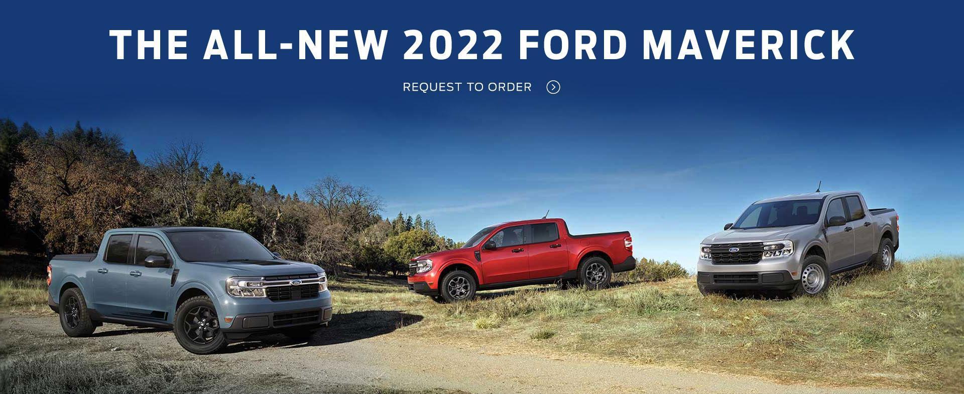 22022 Ford Maverick