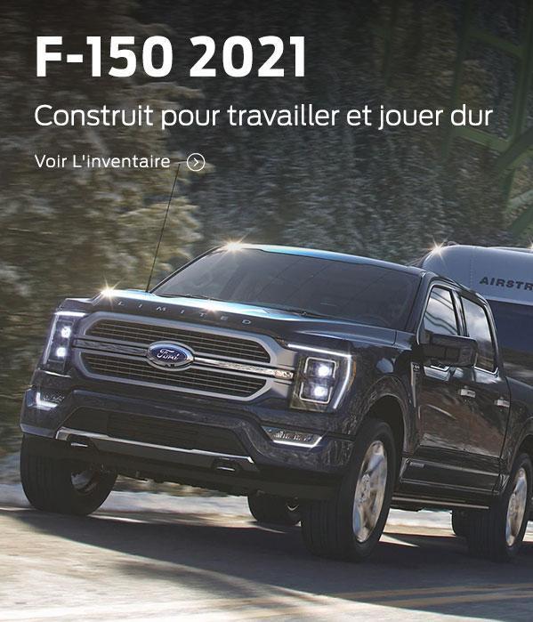 2021 Ford F-150 | Automobile Villenueve Amqui