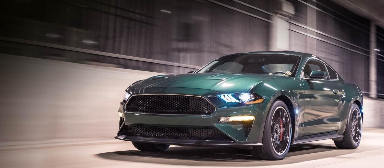 Ford Mustang Bullitt image