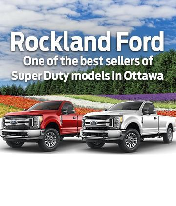Ford Super duty Rockland