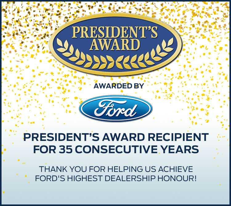 Presidents Awards
