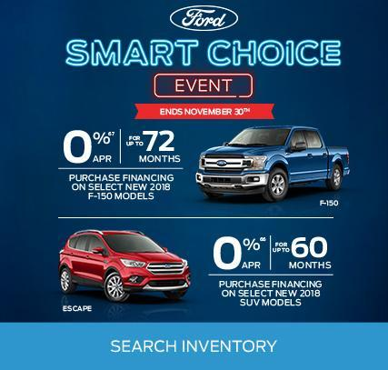 Cambrian Ford Smart Choice
