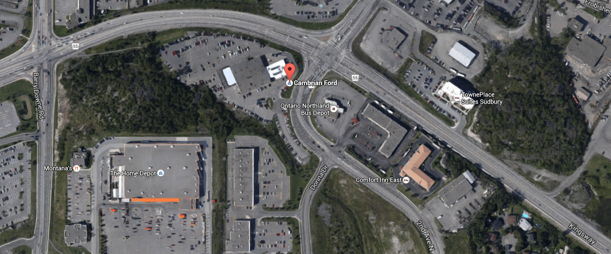 Cambrian Ford Sales Ford Dealer In Sudbury